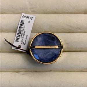 Henri Bendel NWT Modern Stone Ring